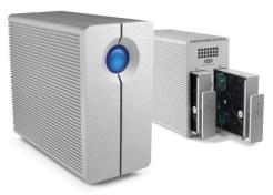 LaCie 8 To 2 Big Quadra USB 3.0 - Disque Dur Raid