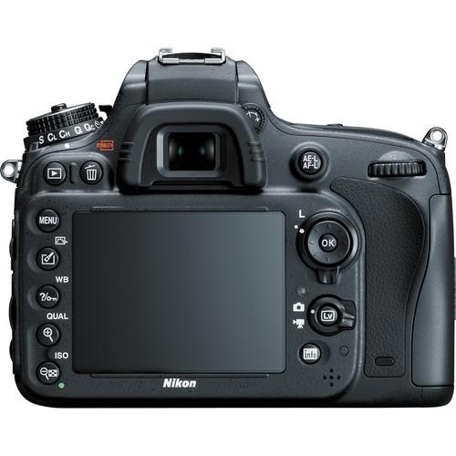 Nikon D610 - Appareil Photo Nu