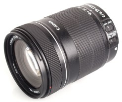 Canon EF 18-135mm F3.5-5.6 IS STM - Objectif