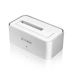 """ICE BOX Dock pour disque 2.5"""" et 3.5"""" USB 3.0 & eSATA - Dock"""