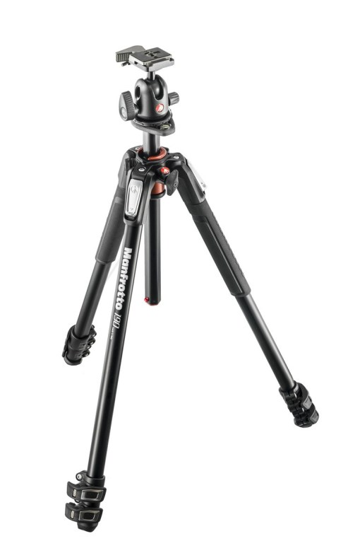 KIT TREPIED MANFROTTO MK190XPRO3-BH