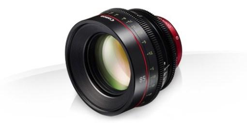 Canon Prime Cine Lens 85mm T1.3 Monture EF - Objectif Prime