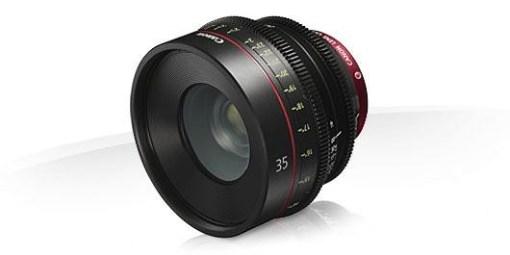 Canon Prime Cine Lens 35mm T1.5 Monture EF - Objectif Prime