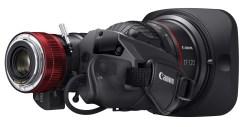 OPTIQUE CANON CINE SERVO 4K CN 7x17 KAS S / E1 EF