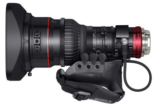 Canon Cine Servo 4K CN 7x17 KAS S / P1 Monture PL - Objectif Zoom Cinéma