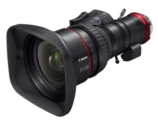 Canon Cine Servo 4K CN 7x17 KAS S / P1 Monture PL - Objectif Zoom