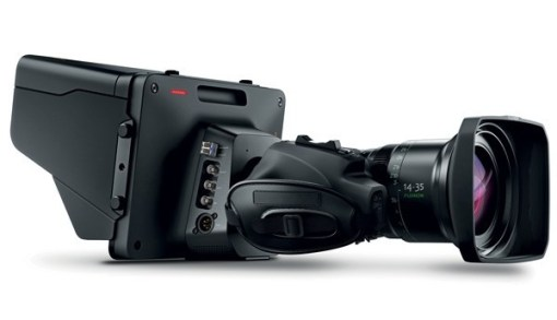 Blackmagic Studio Camera 4K 2 - Caméra