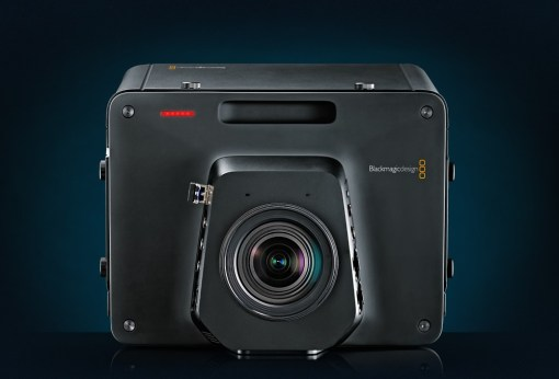 Blackmagic Design Studio Camera 4K 2 - Caméra