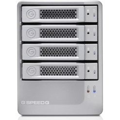 DISQUE DUR G-TECHNOLOGY 16 TO G-SPEED ES 1x3GBIT ESATA RAID