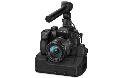 Panasonic Lumix DMC-GH4 + Station XLR/SDI - Kit Appareil Photo