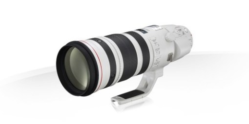 Canon EF 200-400mm F4L IS USM - Objectif