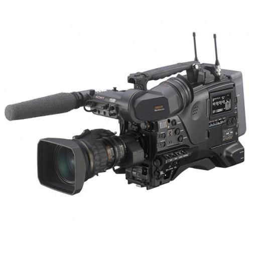 Sony HD422 TRI-CCD 2/3'' PDW-850 XDCAM DISK - Caméra d'épaule