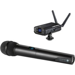 Audio-Technica ATW-1702 - Kit HF Micro Main Émetteur Récepteur