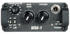 PRE-AMPLIFICATEUR SOUND DEVICES MM1