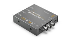 Blackmagic Design Mini Converter Audio to SDI 4K - Convertisseur
