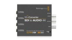 MINI CONVERTISSEUR BLACKMAGIC AUDIO VERS SDI 4K