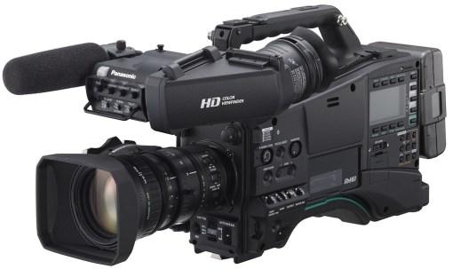 Panasonic AJPX800G + Viseur AG-CVF15 - Caméra d'épaule