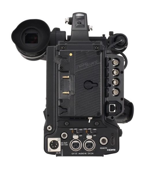 Panasonic AG-HPX610 - Caméra d'épaule
