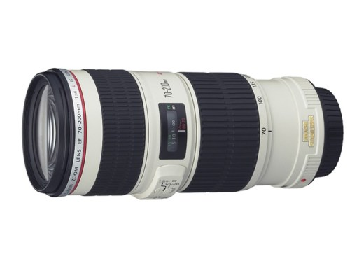 Canon EF 70-200mm F4 IS USM - Objectif