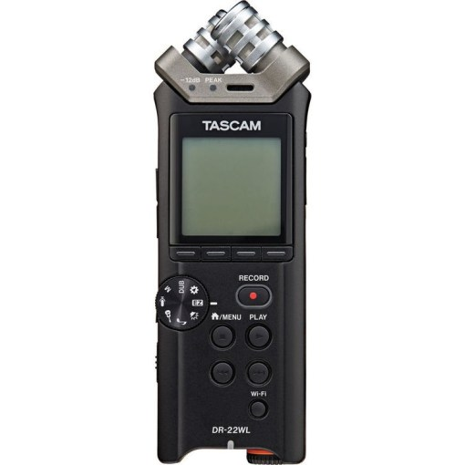 ENREGISTREUR AUDIO TASCAM DR-22WL