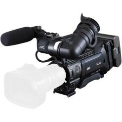 JVC GY-HM850 - Caméra d'épaule (Optique 14x)