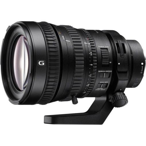 Sony FE 28-135mm F4 PZ G OSS - Objectif