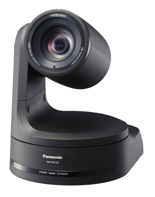 Panasonic AW-HE 130WE Noire - Caméra Tourelle