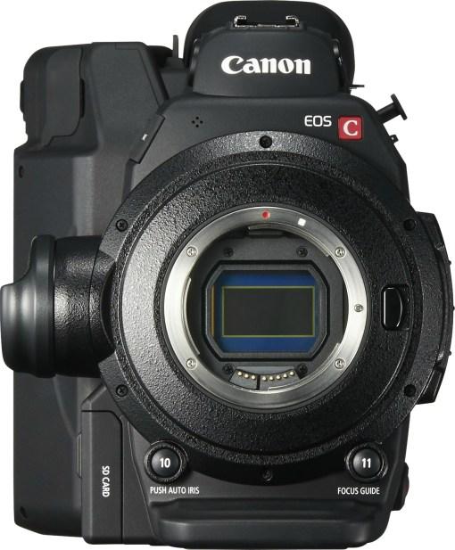Canon EOS C300 Mark II - Caméra