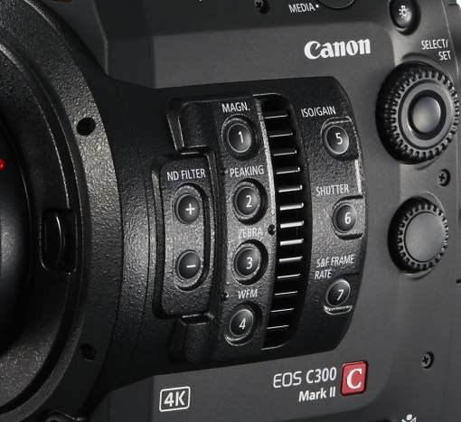 CAMERA CANON EOS C300 MARK II