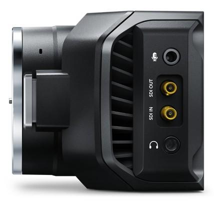 Blackmagic Micro Studio 4K - Caméra Plateau