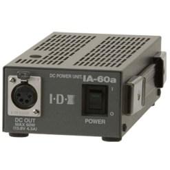IDX IA-60A - Alimentation externe