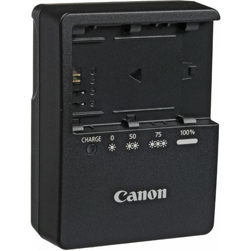 CHARGEUR CANON LC-E6