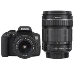 CANON EOS 750D + EF-S 18-135