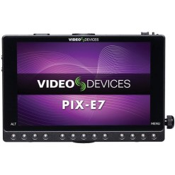 MONITEUR ENREGISTREUR VIDEO DEVICES PIX-E7