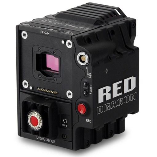 FILTRE RED DSMC LOW LIGHT OPTIMIZED OLPF