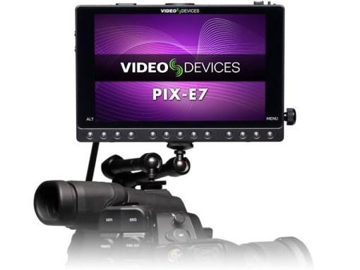 MONITEUR ENREGISTREUR VIDEO DEVICES PIX-E7