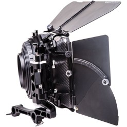 MATTEBOX TILTA MB-T04 2 TIROIRS 4X5.65 AVEC VOLETS ET FRENCH FLAG