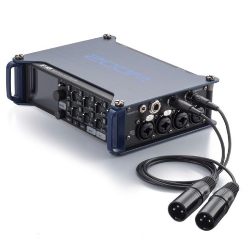 ZOOM F8 - Enregistreur Audio