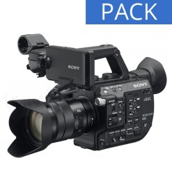 PACK CAMESCOPE SONY PXW-FS5K MARK II