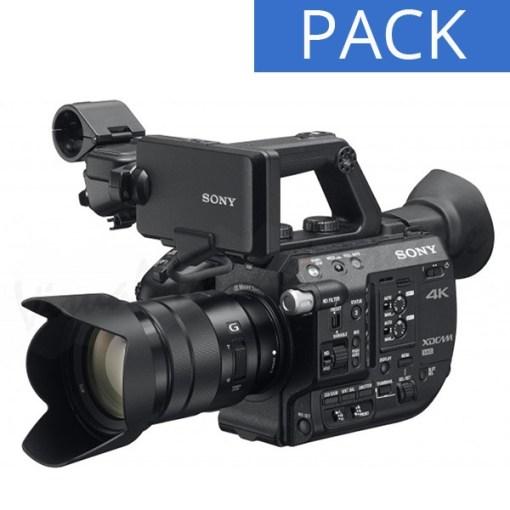 PACK CAMESCOPE SONY PXW-FS5K MARK II