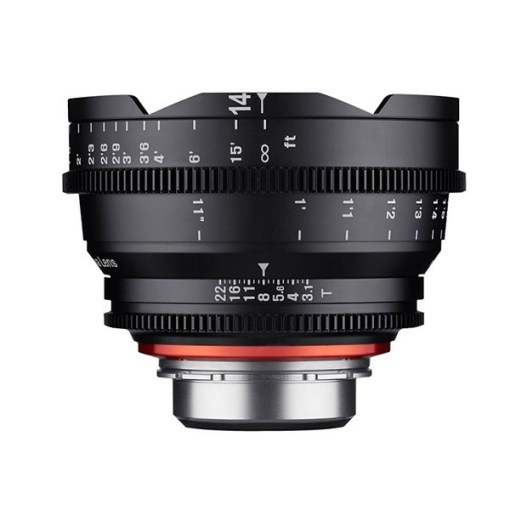 XEEN 14mm T3.1 Impérial Monture E - Objectif Prime
