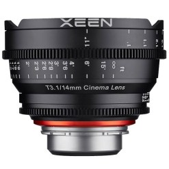 XEEN 14mm T3.1 (Micro 4/3, imperial) - Objectif Prime Cinéma