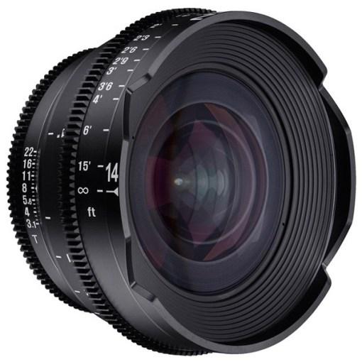 XEEN 14mm T3.1 (PL, métrique) - Objectif Prime Cinéma