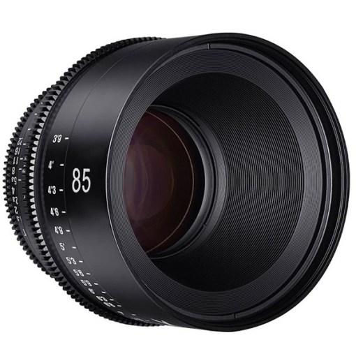 XEEN 85mm T1.5 Métrique Monture EF - Objectif Prime