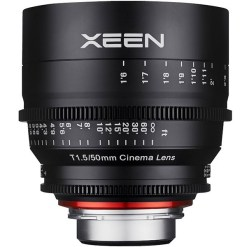 XEEN 50mm T1.5 Métrique Monture MFT - Objectif Prime