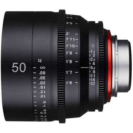 XEEN 50mm T1.5 Impérial Monture MFT - Objectif Prime