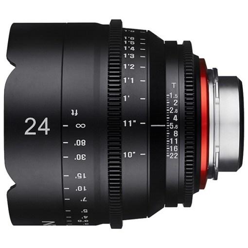 XEEN 24mm T1.5 Métrique Monture PL - Objectif Prime