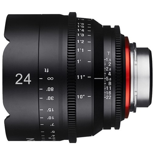 XEEN 24mm T1.5 Métrique Monture MFT - Objectif Prime