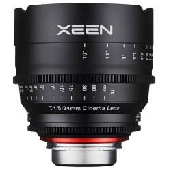 XEEN 24mm T1.5 Métrique Monture EF - Objectif Prime