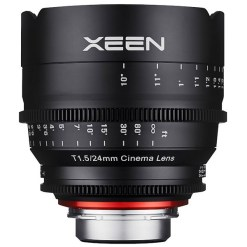 OBJECTIF PRIME XEEN 24MM MONTURE EF T1.5 IMPERIAL